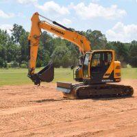 "Hyundai Excavator HX145LCRD ""TOMORROW'S EDGE TODAY"""
